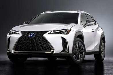 46 All New 2019 Lexus Ux Canada Ratings