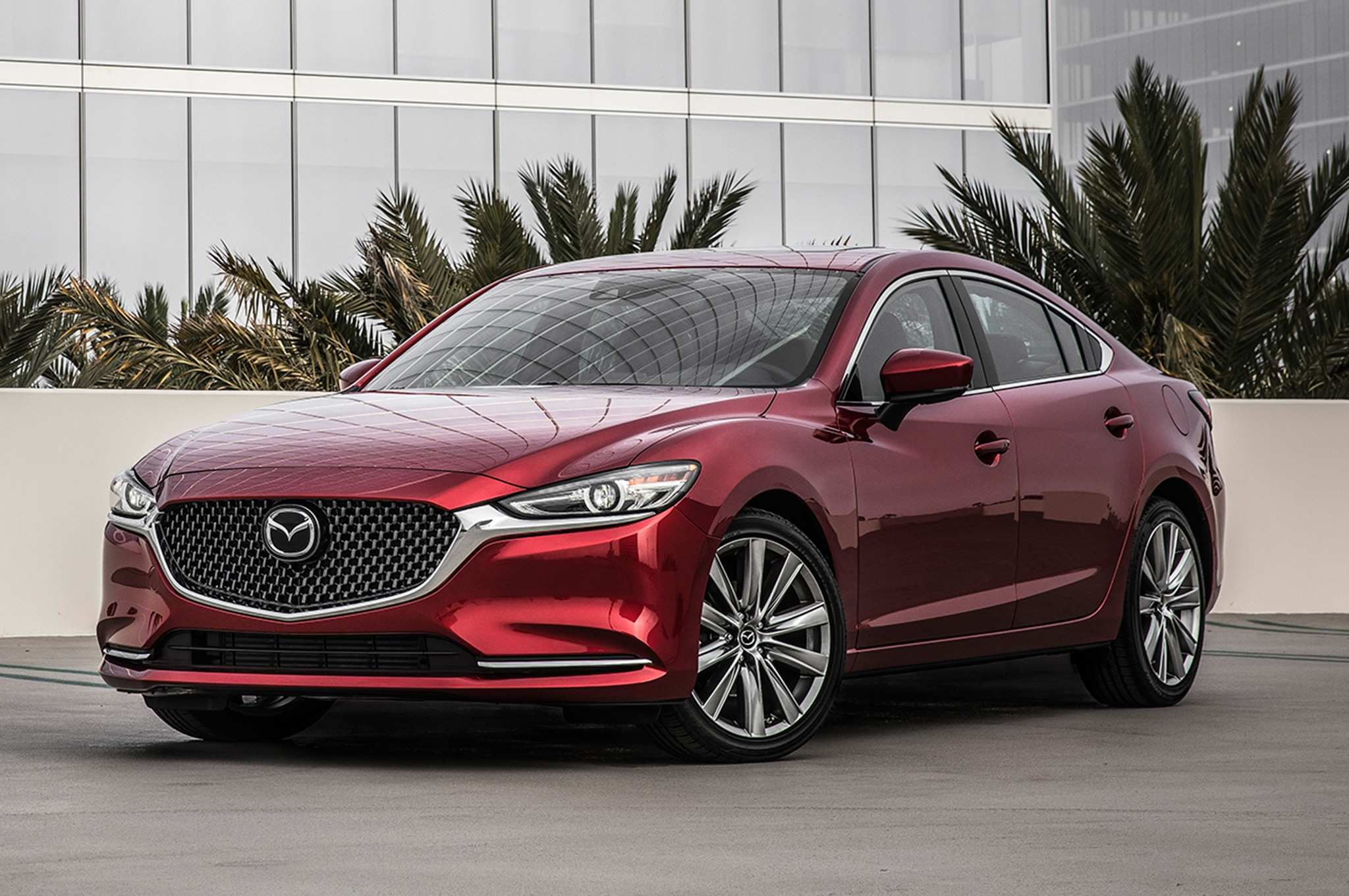 46 All New 2019 Mazda 6s Wallpaper
