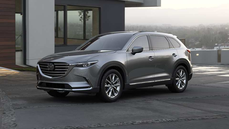 46 All New 2019 Mazda Cx 9 Engine