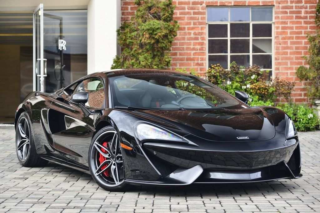 46 All New 2019 McLaren 570S Coupe History
