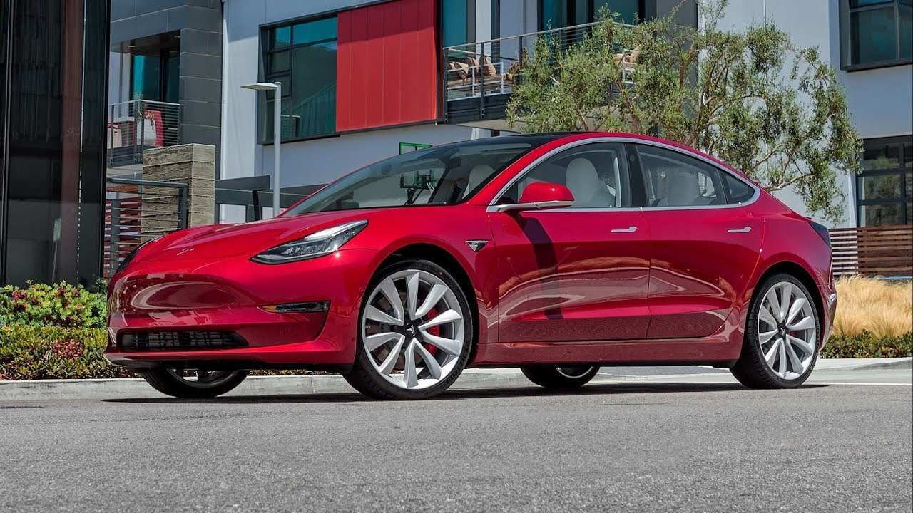 46 All New 2019 Tesla 3 Reviews