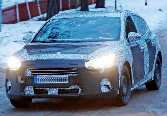 46 All New 2019 The Spy Shots Ford Fusion Release