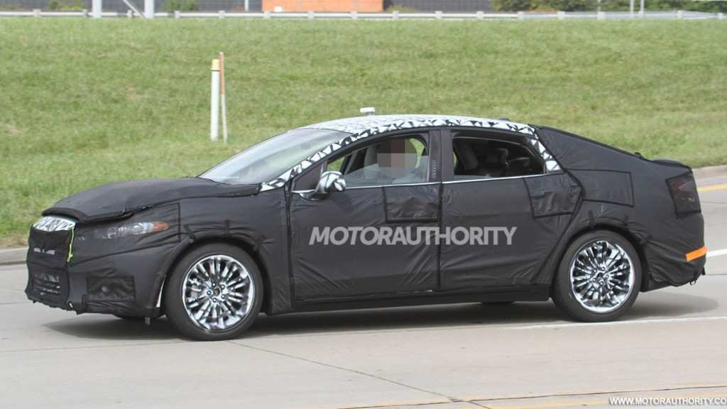 46 All New 2019 The Spy Shots Ford Fusion Research New