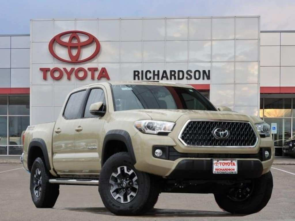 46 All New 2019 Toyota Tacoma Quicksand Price And Review