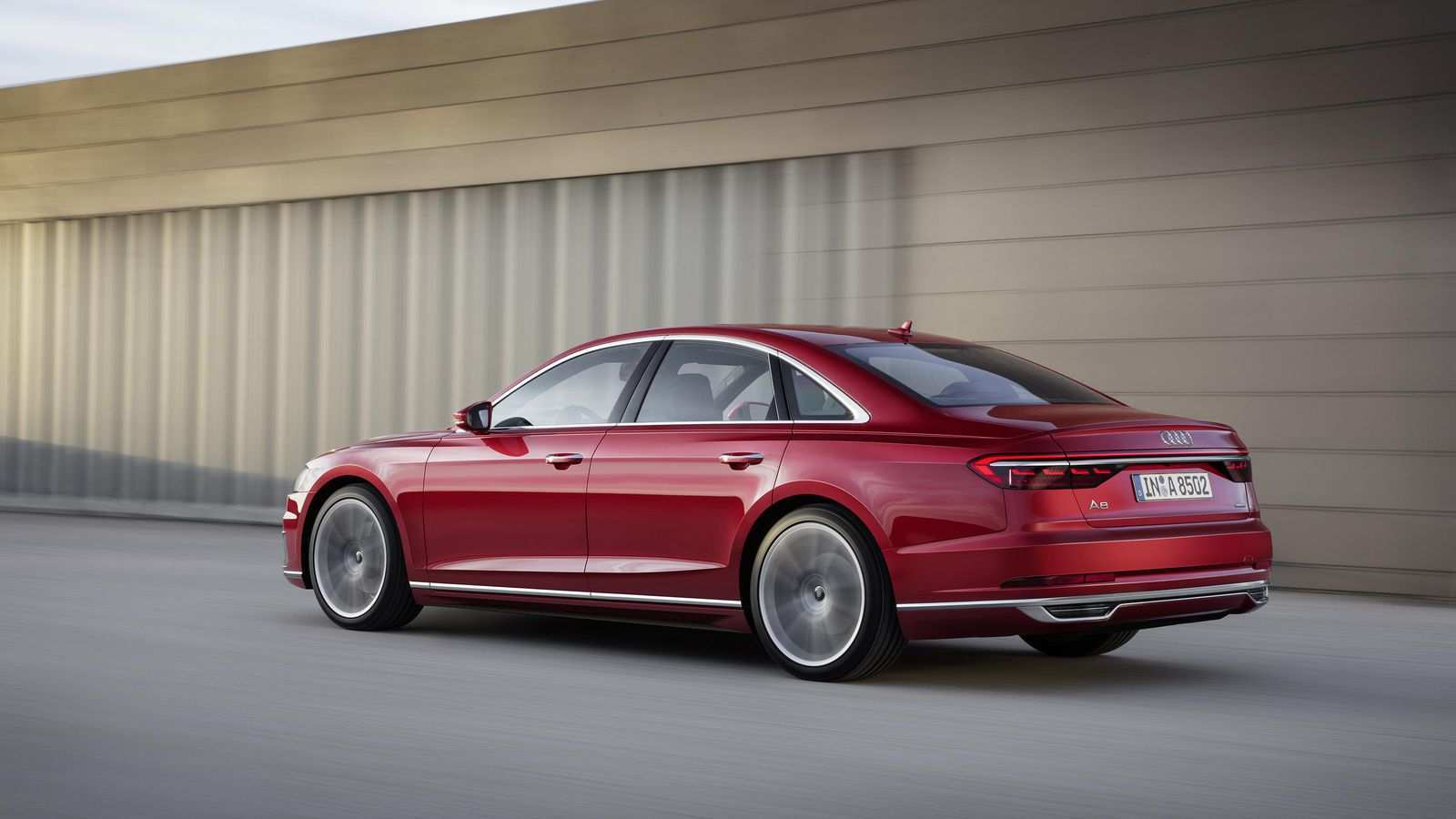 46 All New 2020 Audi A8 L In Usa Configurations