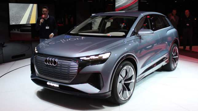 46 All New 2020 Audi Q4s Specs And Review