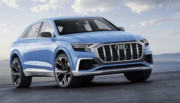 46 All New 2020 Audi Q6 First Drive