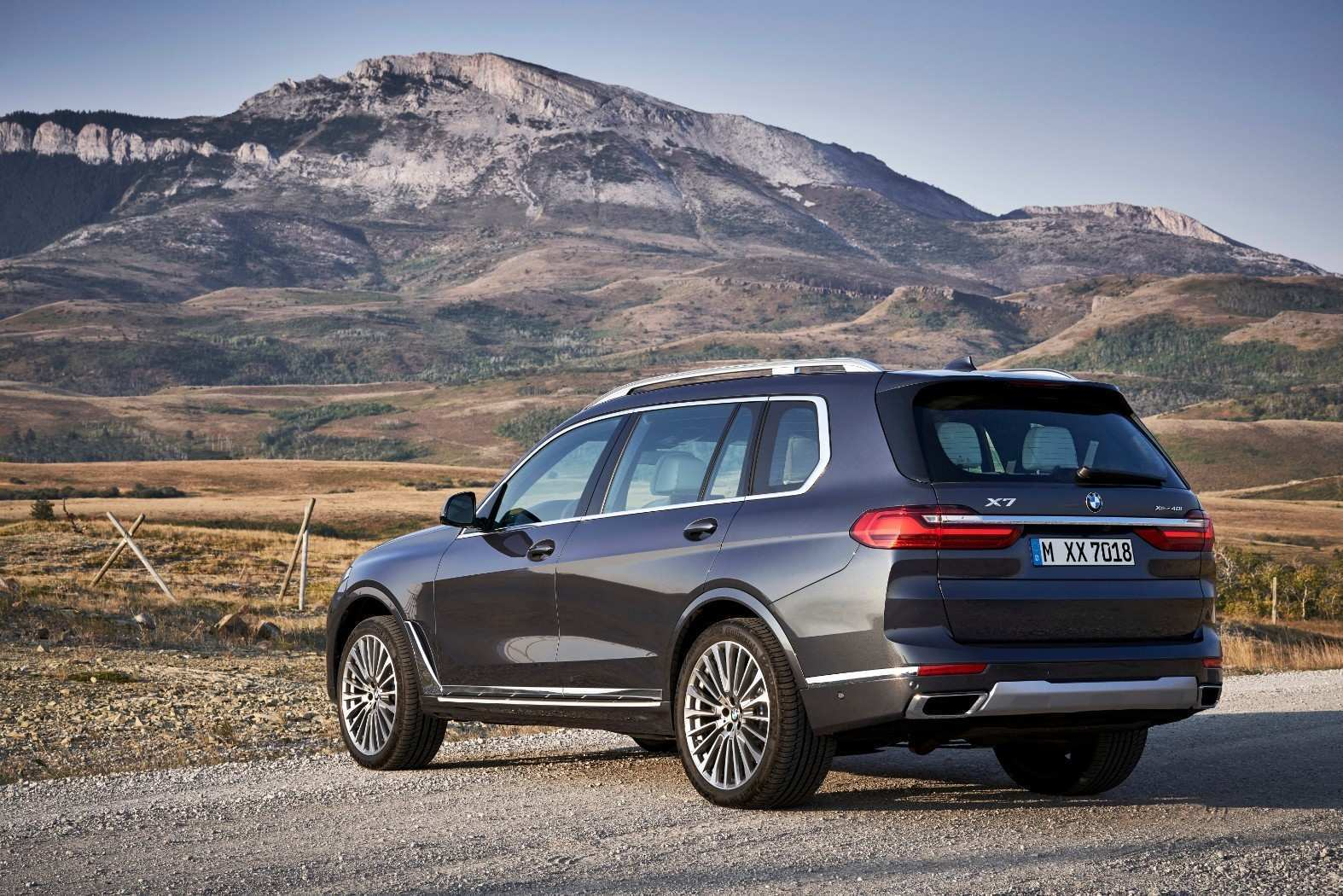 46 All New 2020 BMW X7 Suv Redesign And Review