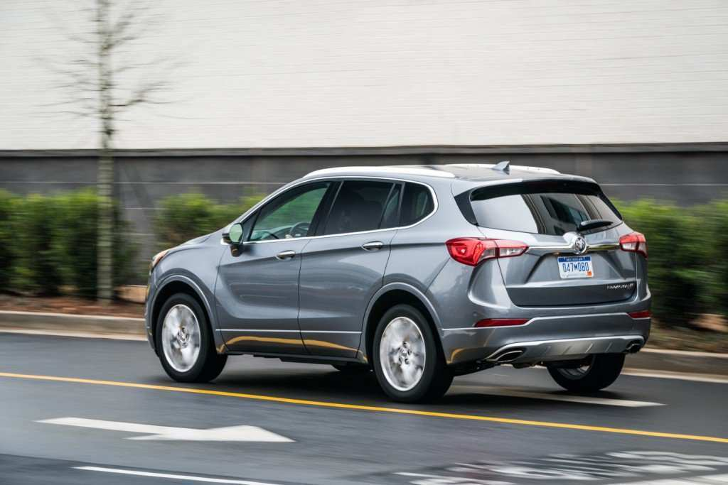 46 All New 2020 Buick Envision Interior Wallpaper