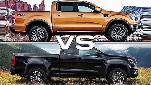 46 All New 2020 Chevy Colorado Going Launched Soon Exterior