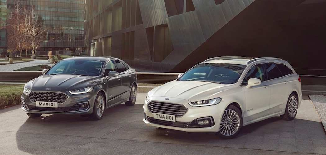 46 All New 2020 Ford Mondeo Wallpaper