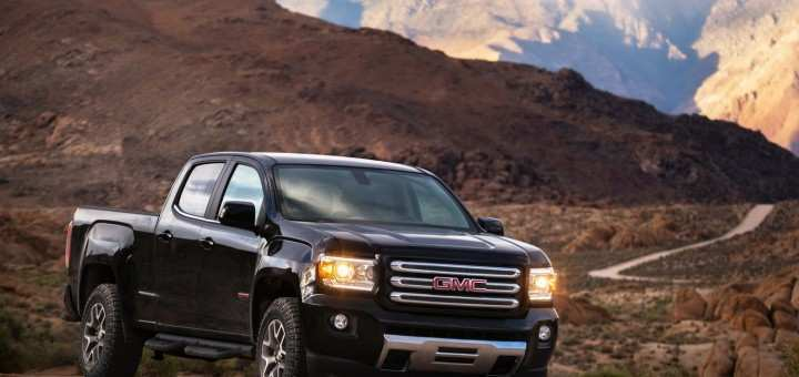46 All New 2020 GMC Canyon Zr2 Redesign And Review