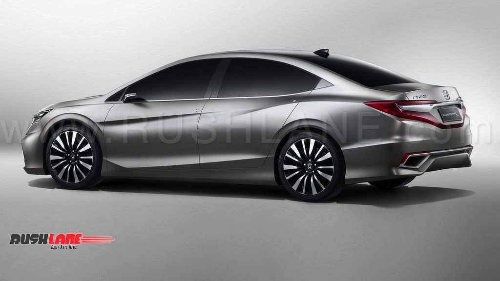 46 All New 2020 Honda City Rumors