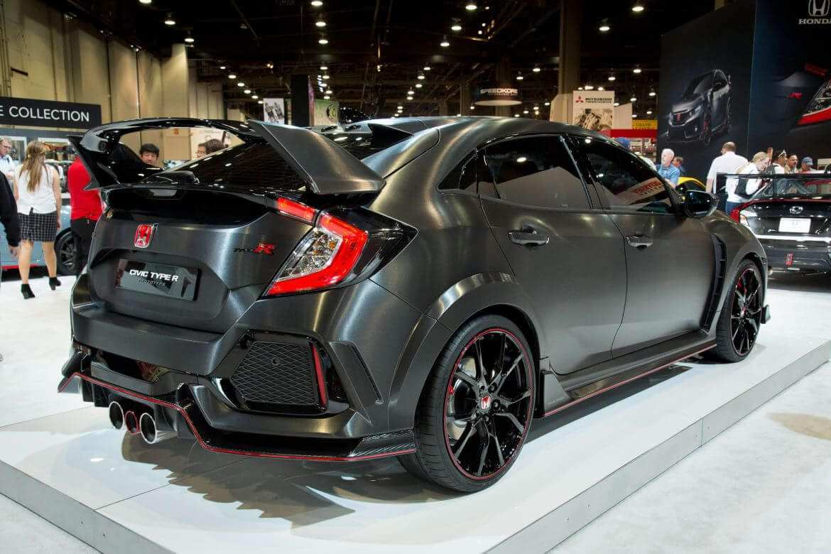 46 All New 2020 Honda Civic Si Type R Price Design And Review