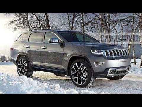 46 All New 2020 Jeep Grand Cherokee Interior Photos