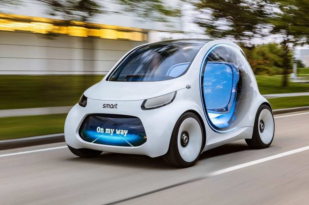 46 All New 2020 Smart Fortwos Redesign And Concept