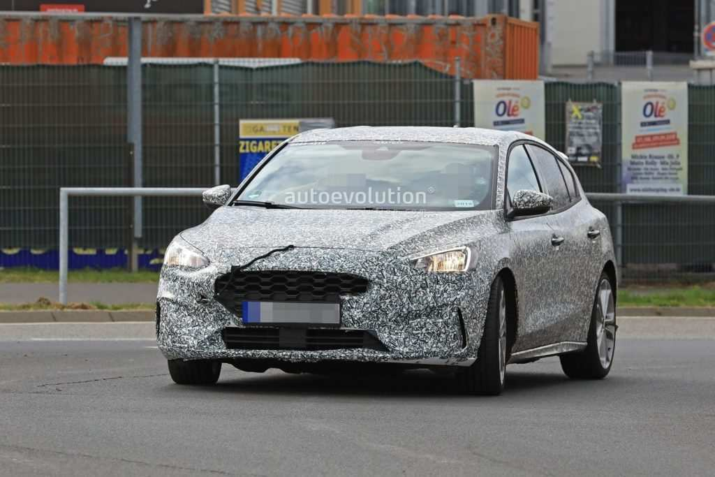 46 All New 2020 The Spy Shots Ford Fusion Release Date And Concept