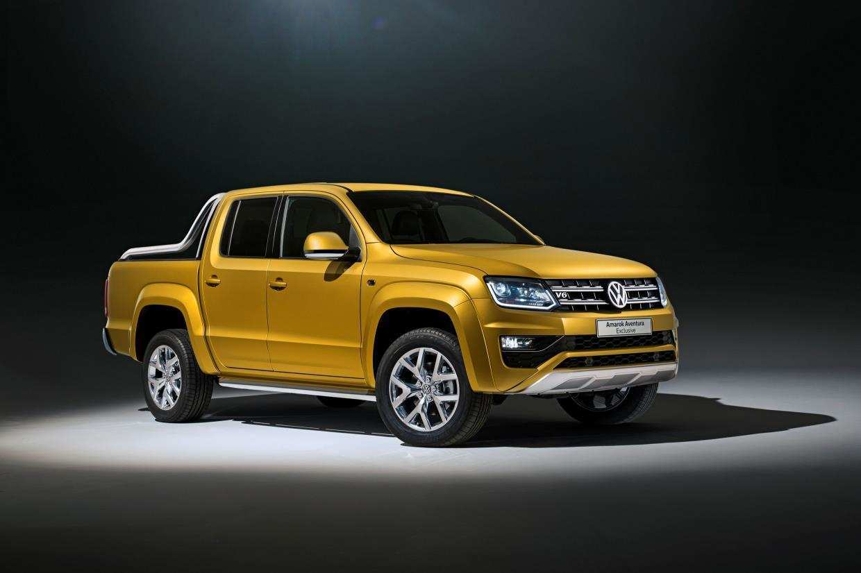46 All New 2020 VW Amarok Price