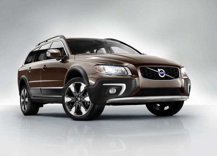 46 All New 2020 Volvo Xc70 New Review