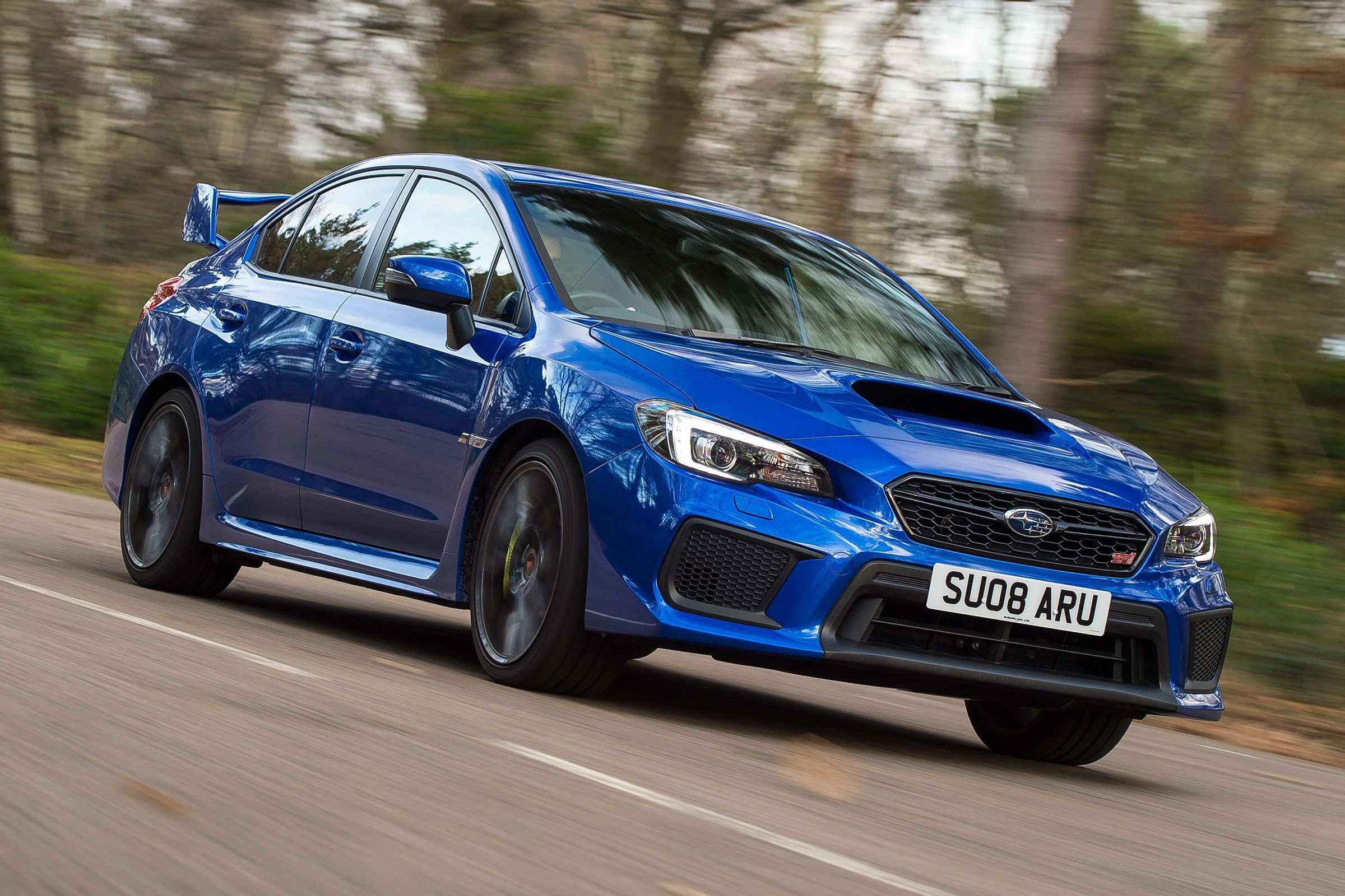 46 All New 2020 Wrx Sti Hyperblue New Review