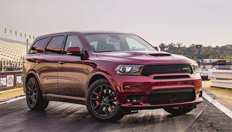 46 All New All New Dodge Durango 2020 Images