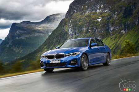 46 All New BMW Series 3 2020 Concept And Review