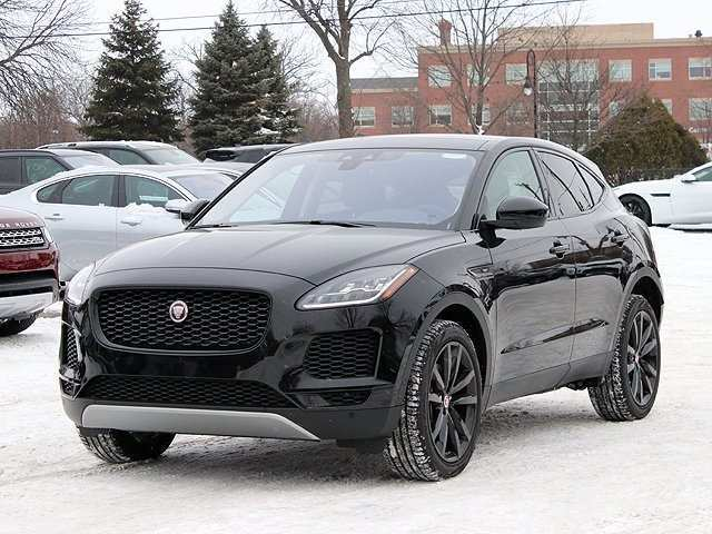 46 All New E Pace Jaguar 2019 Research New