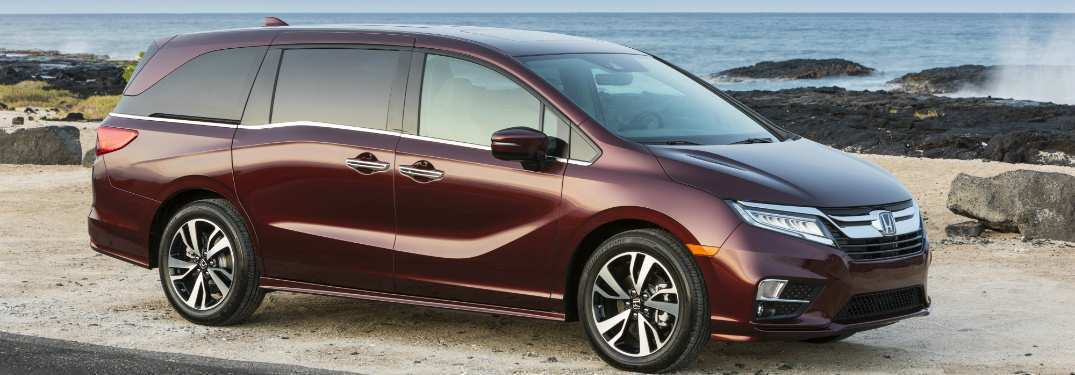 46 All New Honda Odyssey 2019 Vs 2020 Photos
