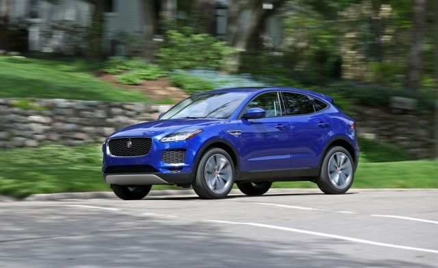 46 All New Jaguar E Pace Facelift 2020 Price