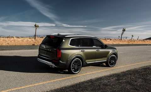 46 All New Kia Telluride 2020 Review Wallpaper
