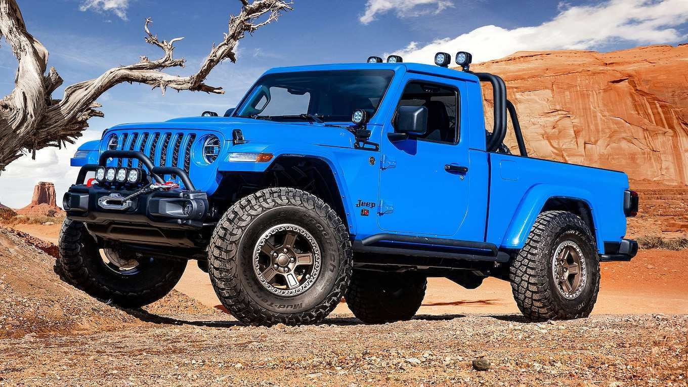 46 All New Lift Kit For 2020 Jeep Gladiator Configurations