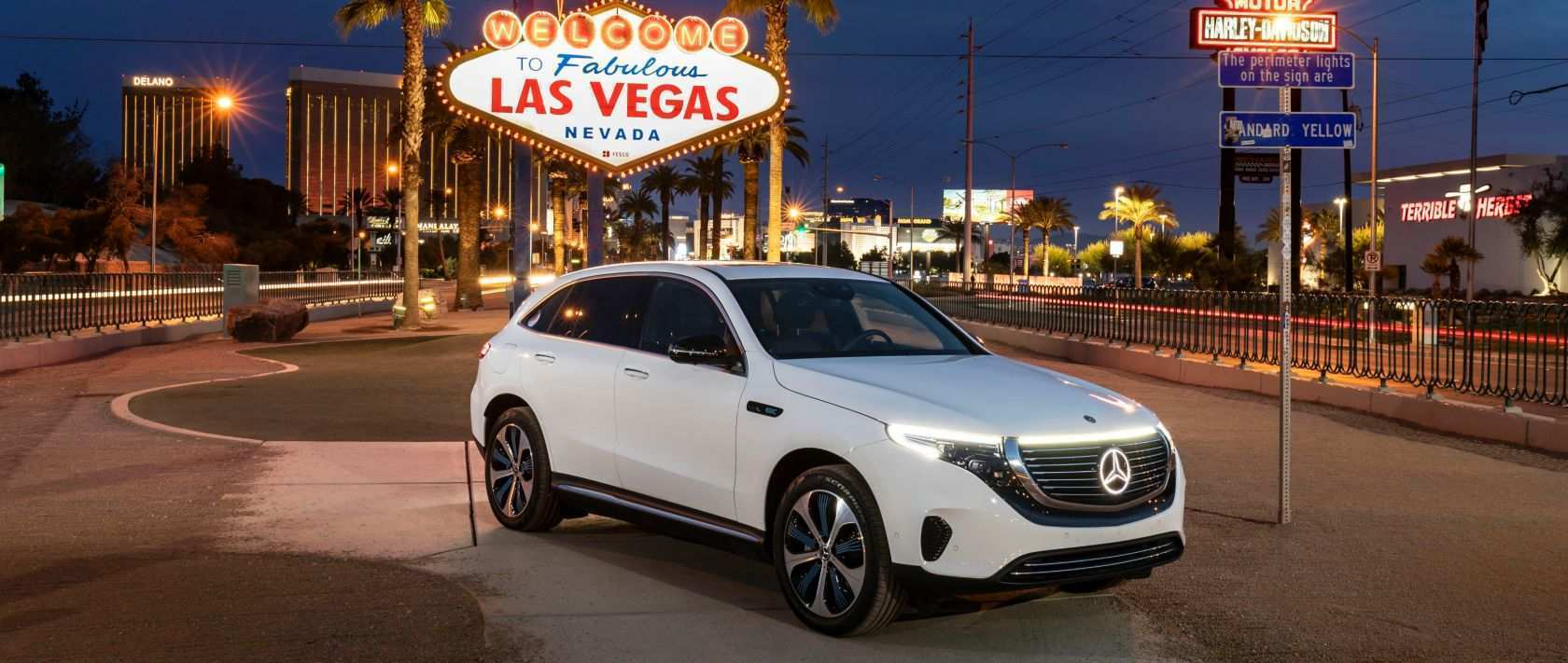 46 All New Mercedes Benz Eqc 2019 Specs And Review