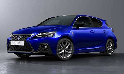 46 All New New Lexus Ct 2019 Concept