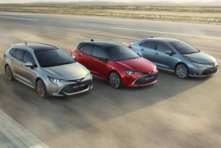 46 All New Toyota Corolla 2019 Uk Price Design And Review