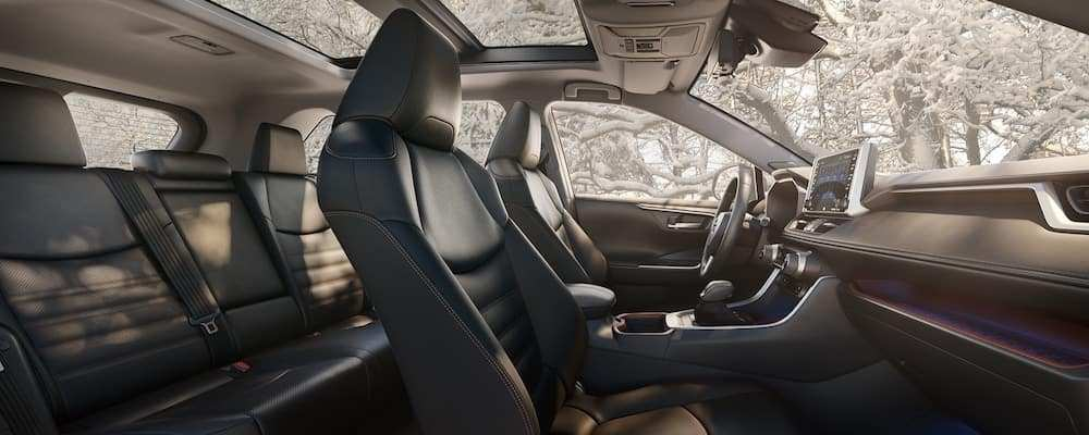 46 All New Toyota Rav4 2020 Interior Reviews