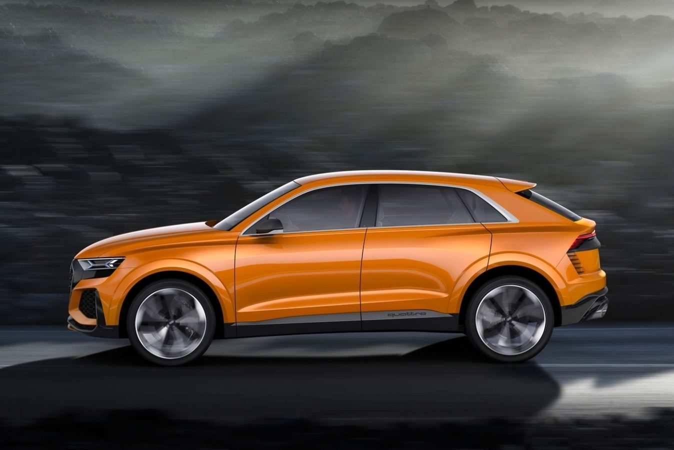46 Best 2019 Audi Q4s Release Date And Concept