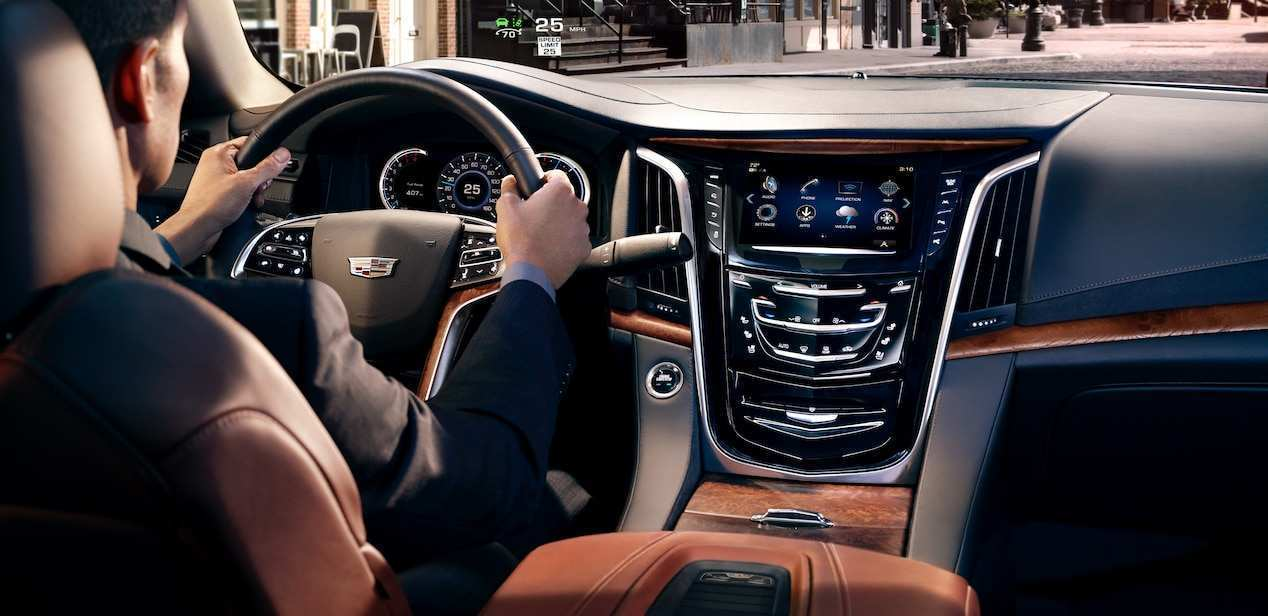 46 Best 2019 Cadillac Escalade Redesign And Review