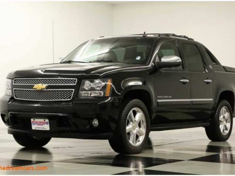 46 Best 2019 Chevy Avalanche History   Review Cars 2020