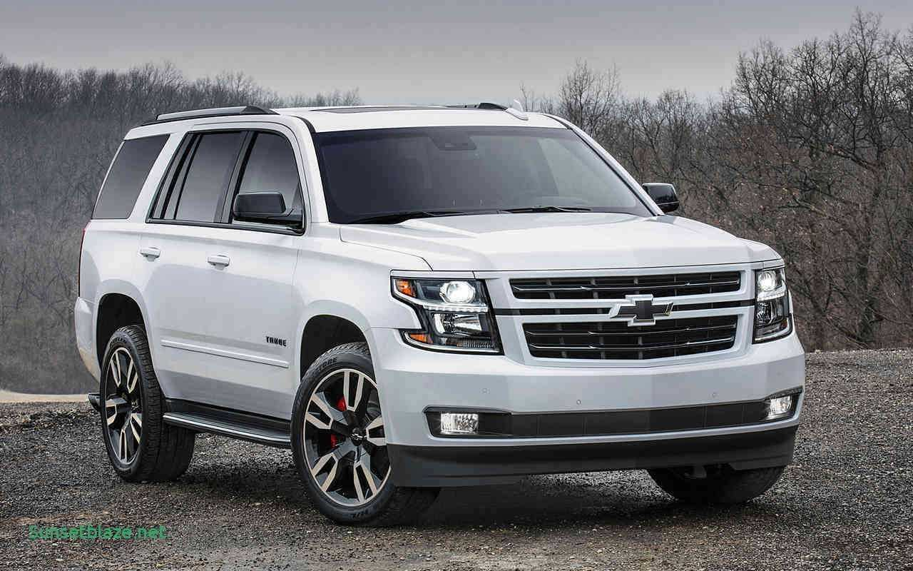 46 Best 2019 Chevy Tahoe Z71 Ss Exterior