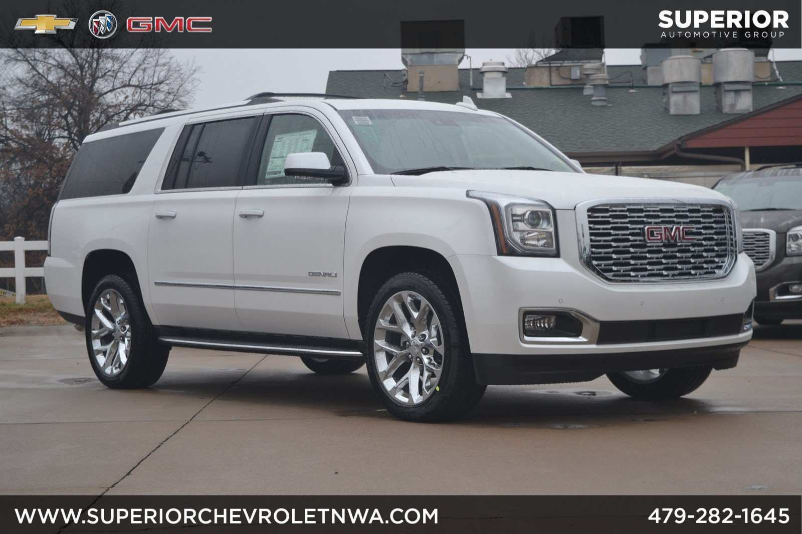 46 Best 2019 GMC Yukon XL Research New