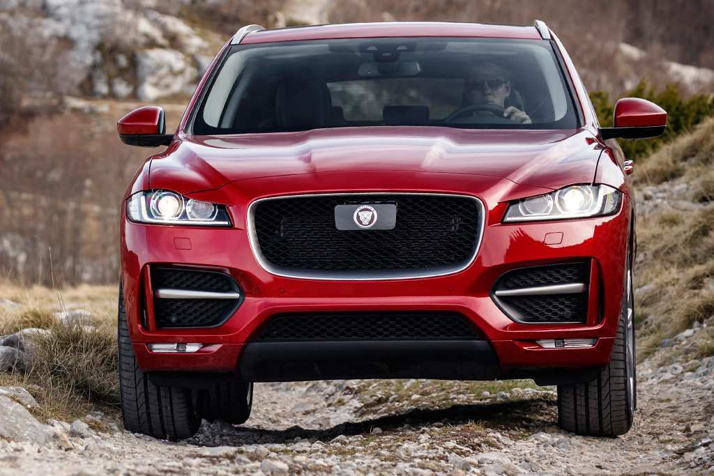 46 Best 2019 Jaguar Suv Research New