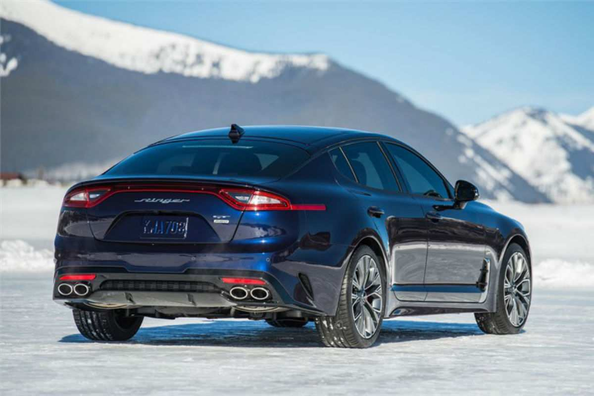 46 Best 2019 Kia Gt Stinger Price And Review