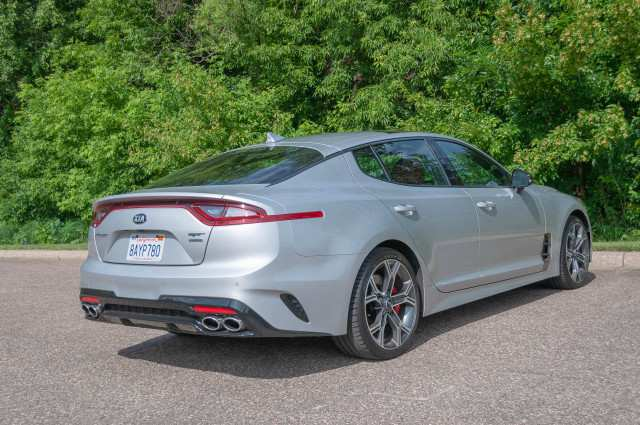 46 Best 2019 Kia Stinger Gt2 Review And Release Date