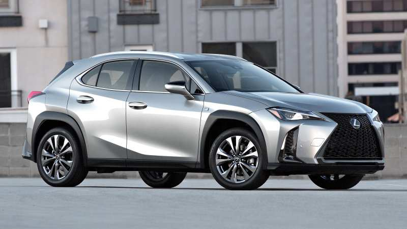 46 Best 2019 Lexus Ux Canada Performance And New Engine