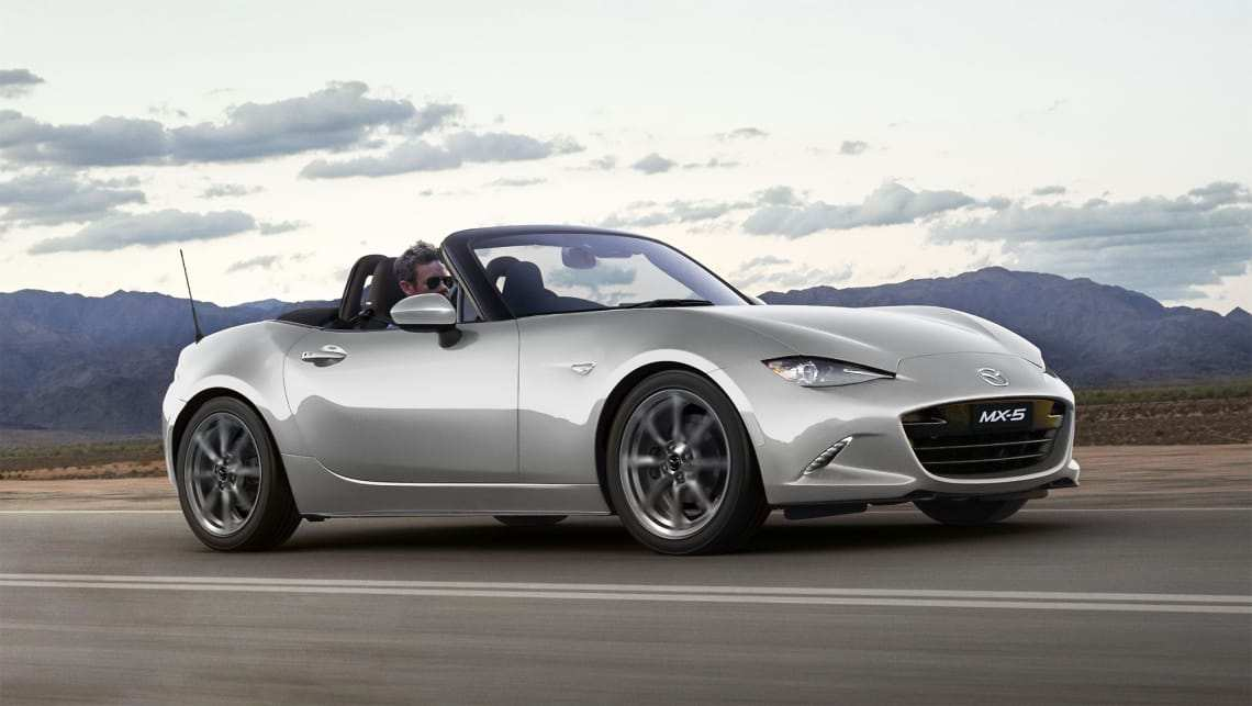 46 Best 2019 Mazda MX 5 Price And Release Date