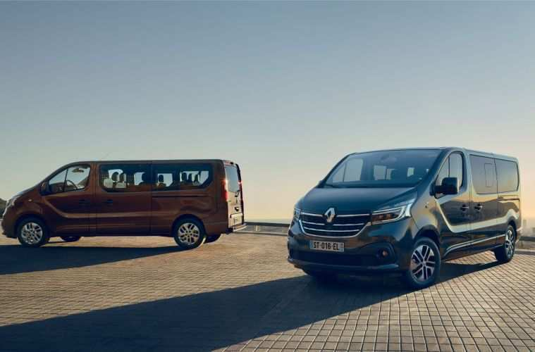 46 Best 2019 Renault Trafic Style