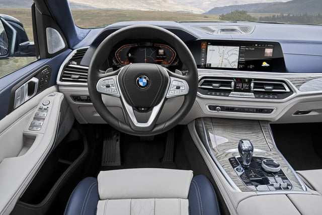 46 Best 2020 BMW X7 Suv Series Redesign