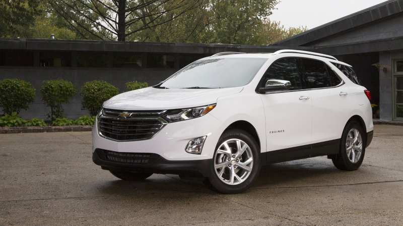 46 Best 2020 Chevrolet Equinox Concept