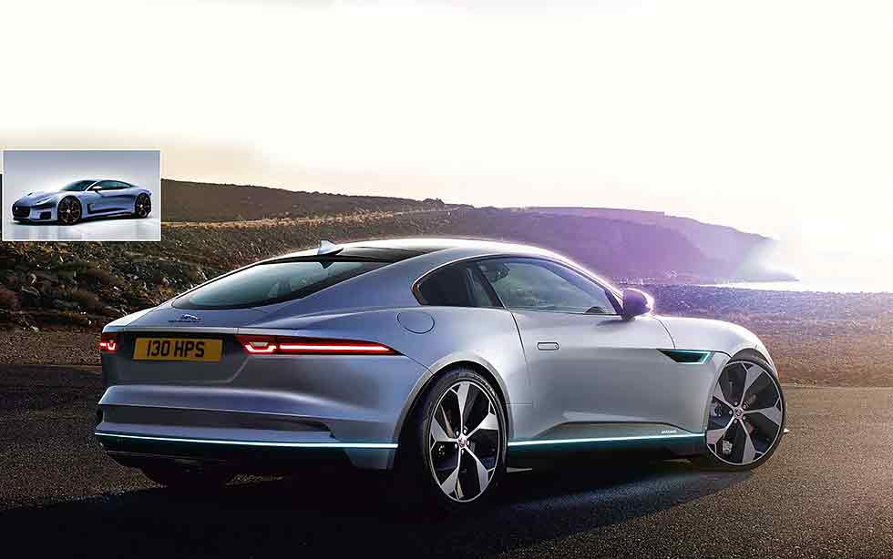 46 Best 2020 Jaguar F Type New Concept