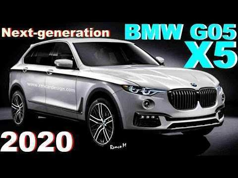 46 Best 2020 Next Gen BMW X5 Suv Exterior And Interior